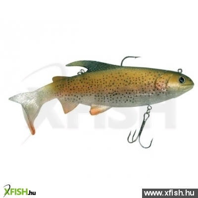 Capture Trout Hunter 12 Cm/34 G*Brown, Gumihal 2Db