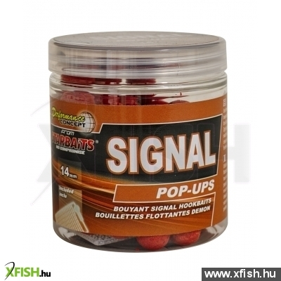 Starbaits Concept Signal Pop Up 80G 14 Mm