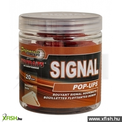 Starbaits Concept Signal Pop Up 80G 20 Mm