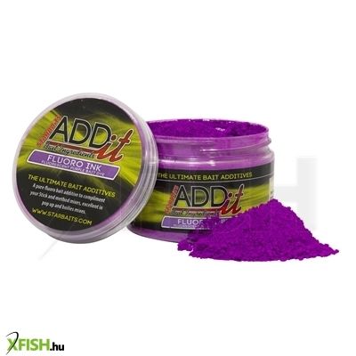 Starbaits Addit Fluo Ink 60G Violet Szinező