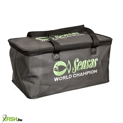 SENSAS SAC EVA WORLD CHAMPION feeder csalis táska 50x30x25 cm