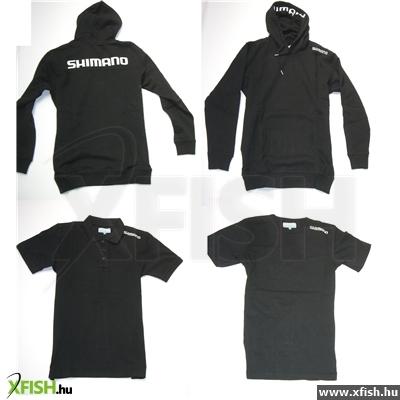 Shimano Fekete Pulóver+Póló Csomag Méret  Xxl (Shpackblxxl) a19dc04214