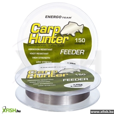 Zsinór Carp Hunter Feeder 150M 0.18