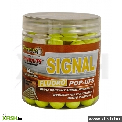 Starbaits Signal Fluo Popup 14 Mm