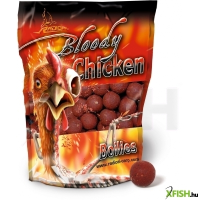 Radical Bloody Chicken Bojli 24 mm 1 kg Csirkés