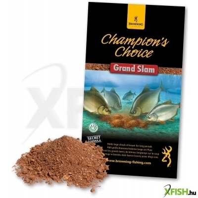 Browning Groundbait Grand Slam etetőanyag 1 Kg Slam Special