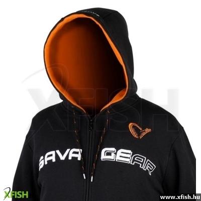 -600 Ft Savage Gear Hooded Sweat Jacket Xxl Kapucnis Pulóver 41d714f5a7