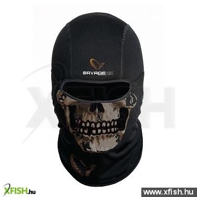 -998 Ft SAVAGE GEAR Balaclava Senior - koponyás arc maszk 24d909643a