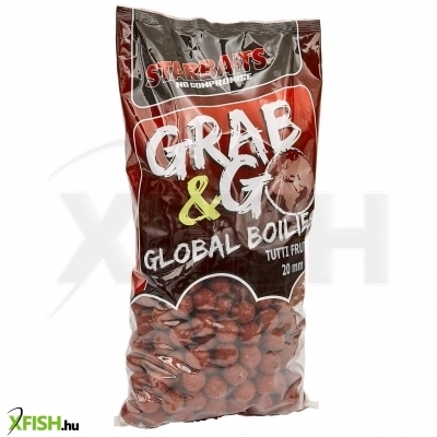 Starbaits Grab & Go Global Bojli 20Mm 1Kg Tutti