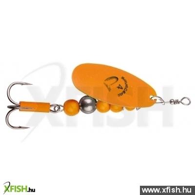 Savage Gear Caviar Spinner Körforgó Villantó #4 18G 06-Flou Orange