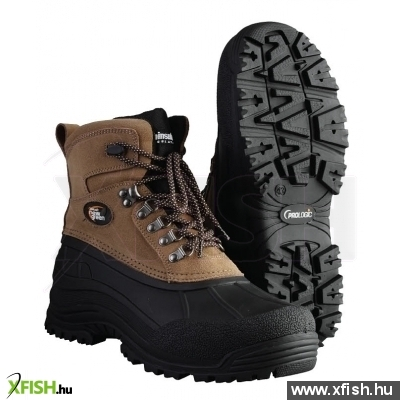 Prologic Trax Boot New Green Sz 42 7.5 Túra Bakancs