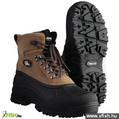 Prologic Trax Boot New Green Sz 46 - 11 Túra Bakancs