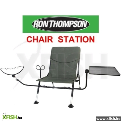 Ron Thompson Ontario Coarse Peg Kit (Chair,2-rod Holder, Side Plate