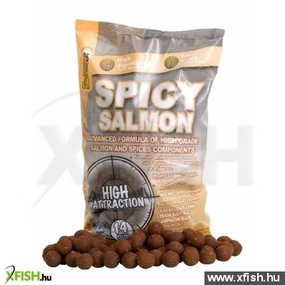 Starbaits Bojli Pb Concept Spicy Salmon 1Kg 14 Mm