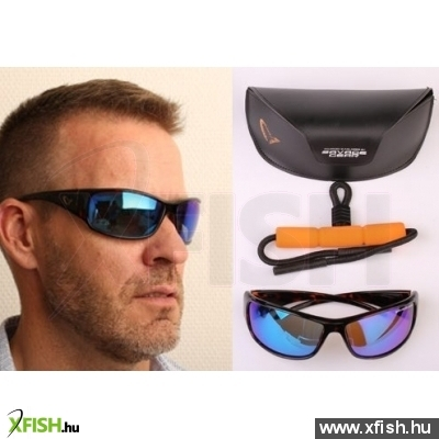 Savage Gear Evil Eyes Polarized Napszemüveg - Dark Grey (Sunny)