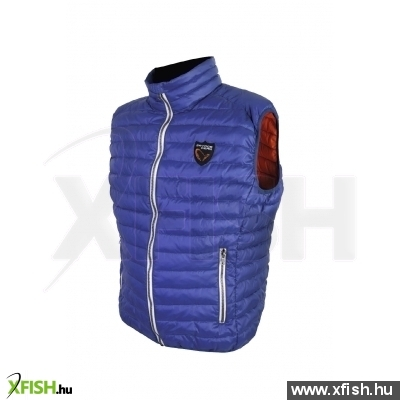 Savage Gear Orlando Thermo Lite Vest Blue S Mellény