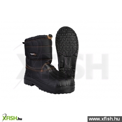 Savage Gear Polar Boot Black 45 - 10 Horgászcsizma
