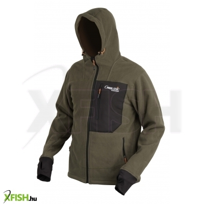 Prologic Commander Fleece Jacket L Kapucnis Felső