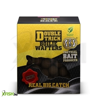 Sbs Double Trick Boilie Wafters Horog Bojli M4 150 Gm 20 Mm