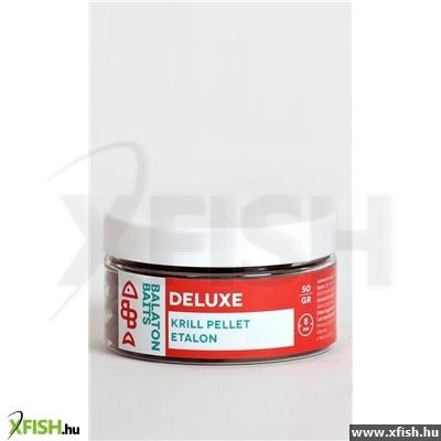 Balaton Baits De Luxe Chili-Krill Krill Csalizó Pellet 50G 8Mm a270ecd1a4