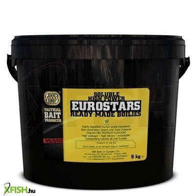 Sbs Soluble Oldódó Eurostar Ready-Made Bojli Shellfish Concentrate 5 Kg 20 Mm