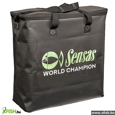 Sensas Száktartó Táska Sac A Bourriche Eva World Champion Xl 35X68X65Cm