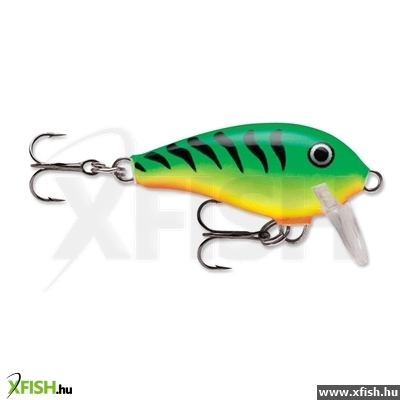 Rapala Mini Fat Rap Wobbler 4Gr/3Cm/0,9-1,8M Mfr03 Ft