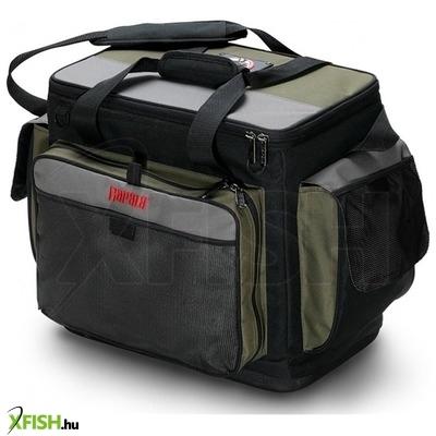 Rapala Táska Limited Series Tackle Bag Magnum Pergető Táska (Zöld) 46015-1 5f29282654