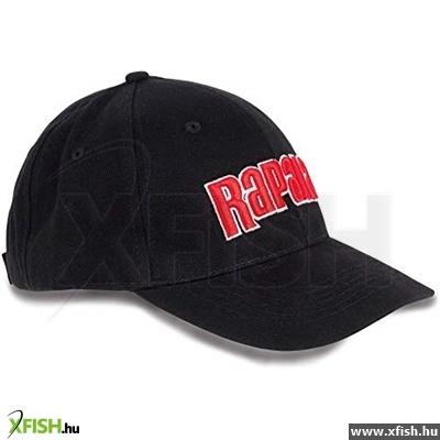 Rapala Sapka Fekete Piros Nagy Rapala Felirattal 5301b614d7