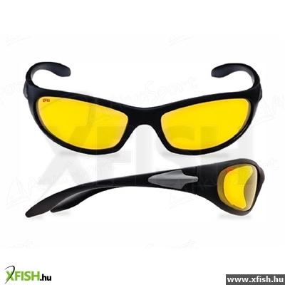 Rapala Horgász Napszemüveg Keret  Black Matte Rubberized Lencse  Yellow  Rvg-004C 631792bc2f