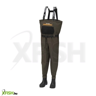 Prologic Litepro Breathable Wader W/Eva Boot Cleated 42/43 - 7.5/8 Melles Csizma