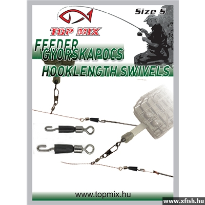 Top Mix Feeder Gyorskapocs S