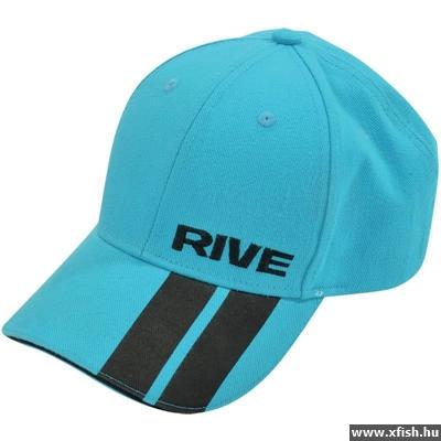 c1f0211bbb51 -341 Ft Rive Casquette Aqua Baseball Sapka Bleu / Noir Fekete/Kék