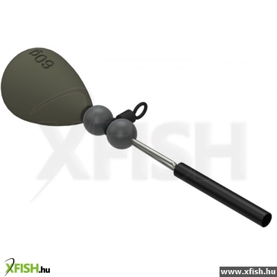 Xfish Helicopter Pear Ólom Military Green 80G Ólom