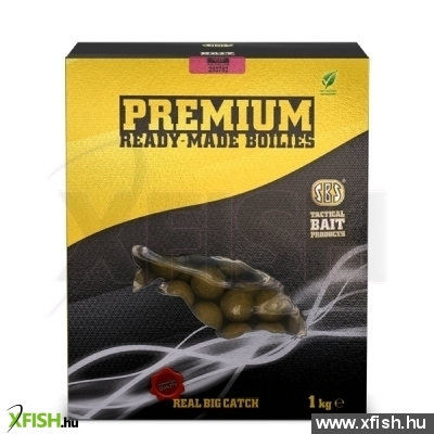 SBS Premium Ready-Made bojli 1 kg 20 mm Krill & Halibut