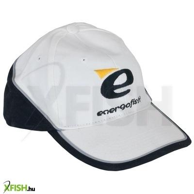 Baseball Sapka Energofish White Black adb43227d5