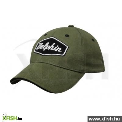 Delphin Baseball Sapka Zöld 4d2096be49