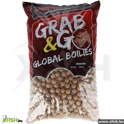 Starbaits Grab & Go Global Bojli 20Mm 10Kg Sweet Corn