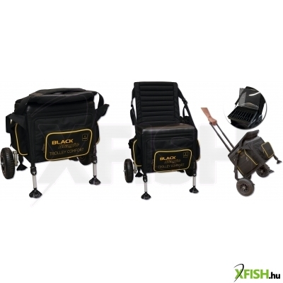 Browning Black Magic® Trolley Comfort Box 42 Cm 52 Cm 100% Polyester