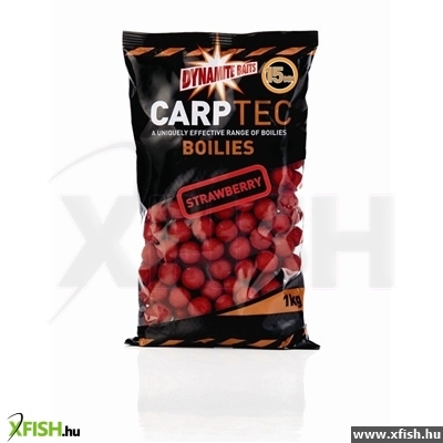 Dynamite Baits Bojli Carptec Strawberry eper 20Mm/1Kg - Dy720