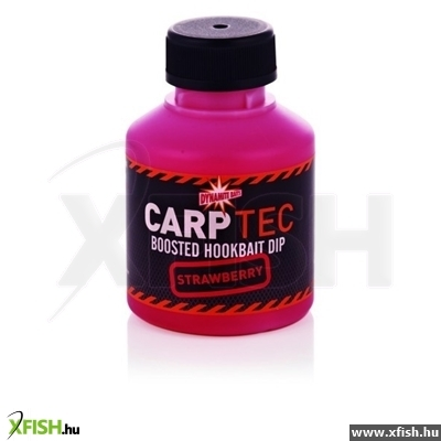 Dynamite Baits Horog Dip Carptec Strawberry ( Eper)/200Ml - Dy740