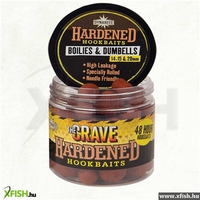 Dynamite Baits Crave Hardened Hook Baits 14Mm Dumbells 15/20Mm Boilies Horogcsali Dy343