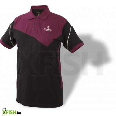 Browning Polo Shirt galléros póló M 04e348a204