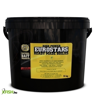 Sbs Eurostar Ready-Made Bojli Plum & Shellfish 5 Kg 16 Mm