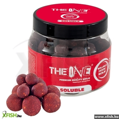 THE ONE RED HOOK BOILIES SOLUBLE 14/18/22MM MIX