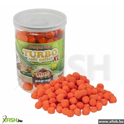 Benzar Mix Turbo Soft Pellet Eper Fort