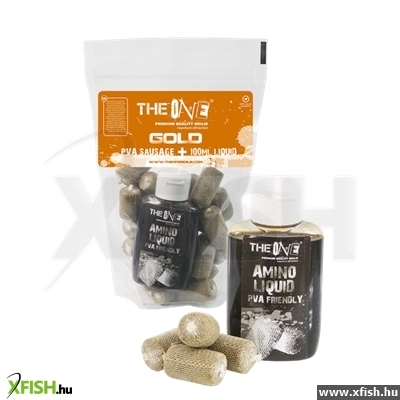 THE ONE PVA HURKA + 100ml LOCSOLÓ GOLD