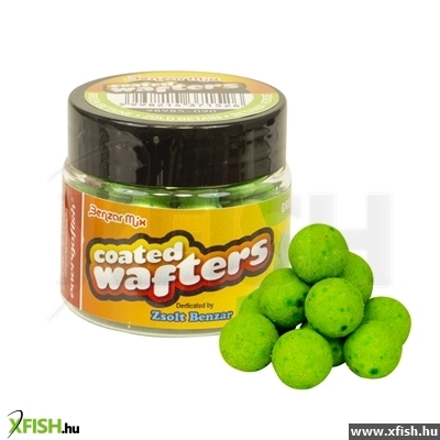 Benzar Coated Wafters Minibojli 8Mm Green Betaine 50Ml Zöld
