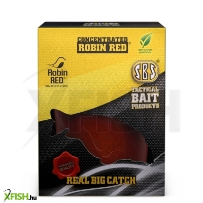 Sbs Concentrated Robin Red 300 Gm