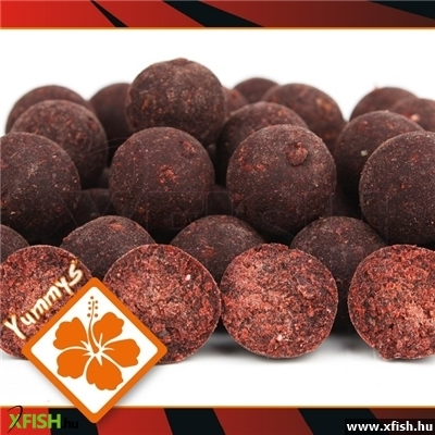 Imperial Baits Elite STRAWBERRY Bojli 8 kg / 16mm + ajándék iBoxban (12L)